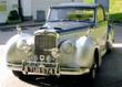 1954 ALVIS TC21/100 TICKFORD DROPHEAD COUPE
