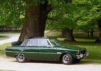 1972 Rover 3500S Saloon