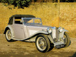 1939 MG TB Tickford Three position Drophead Coupe