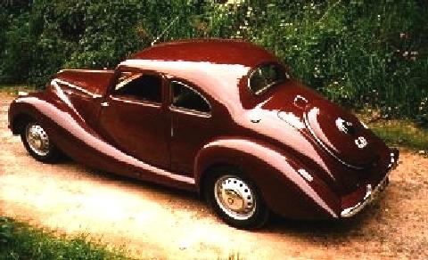 Bristol 400 Red  Rvltop (1949)