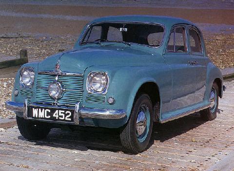 Rover 75 P4 (1950)