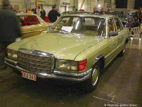 Mercedes Benz 280 SE 1 (1975)