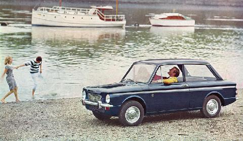 Sunbeam Chamois Mk 2  LF 1 (1966)