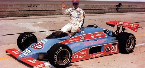 Wildcat Cosworth Indy Racer (1982)