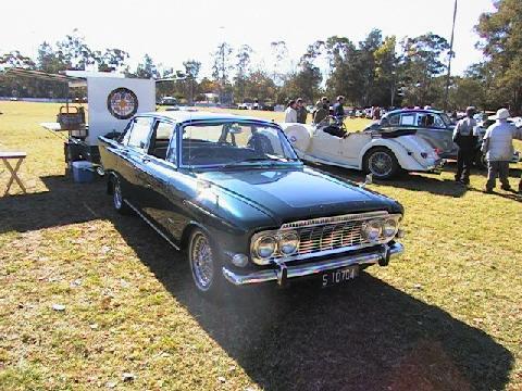 Ford Zodiac MKIII (1963)
