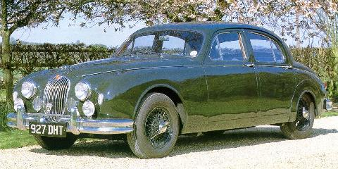 Jaguar MkI   3.4 litre (1957)