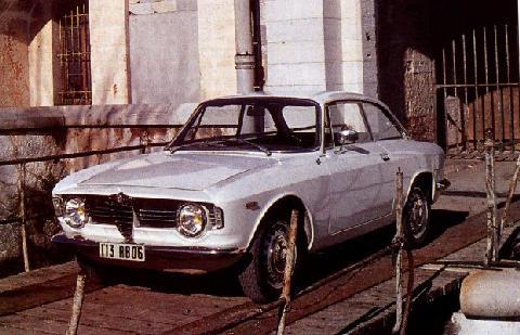 Alfa Romeo Sprint GT (1963)