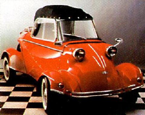 Messerschmitt Tg500 Tiger  Fvr Max  (1960)