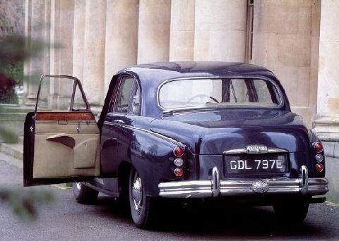 Daimler Majestic Major (1959)