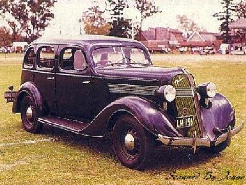 A Graham Paige (1936)