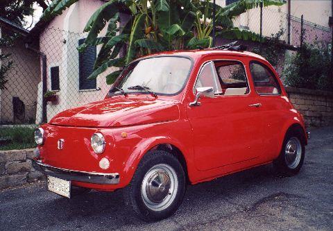 Fiat Nuova 500/500d/500F/500L