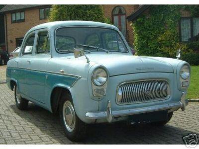 Ford Prefect 107E