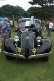 1936 Graham Model 110 Supercharger 4 door sedan