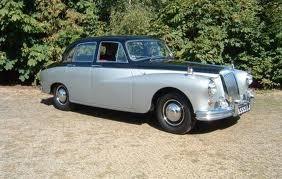 1962 Daimler 101