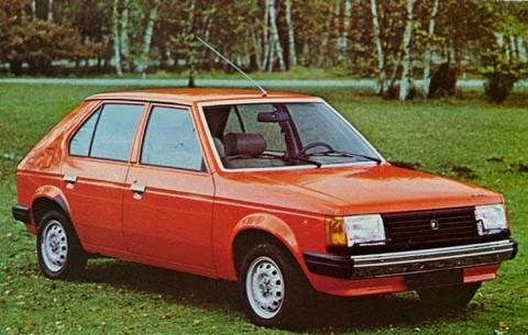 1978 Simca Horizon GLS LF