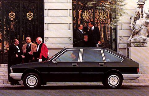 1979 Chrysler Simca 1309 SX LF