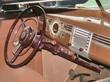 1939 Dodge Hayes Coupe Instrument Panel Atlantic Green 1st Floor (WPC Museum) F