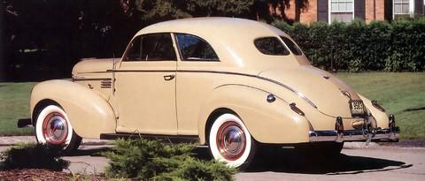 1939 Chrysler Model C-22 Royal Windsor Hayes Victoria Coupe r3q